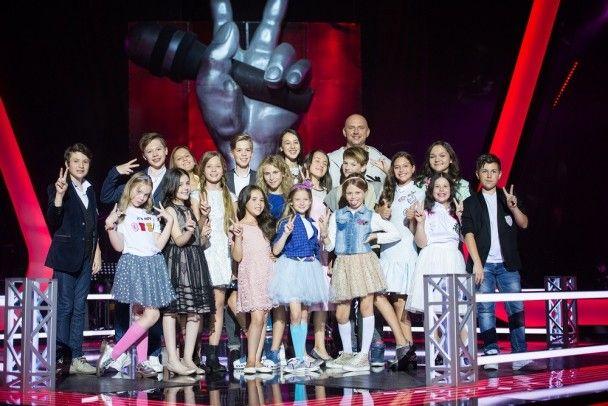 """Потап, Тіна Кароль і MONATIK виконають реп на сцені """"Голос.Діти-3"""""""