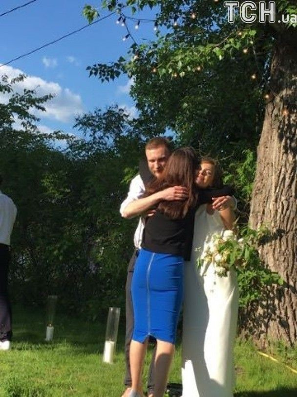 ТСН.ua отримав ексклюзивні фото і відео з весілля нової 24-річної заступниці Авакова