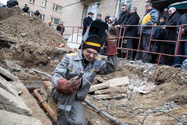 """""""Київенерго"""" Ахметова може втратити контроль над тепломережами столиці – Кличко"""
