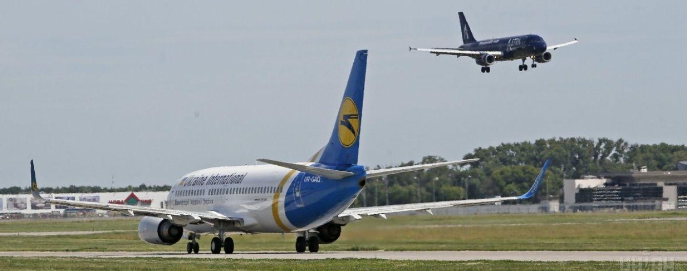 """У """"МАУ"""" відповіли на звинувачення у виході лоукостера Ryanair з України"""