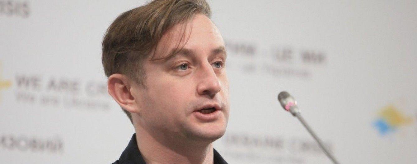 Письменник Сергій Жадан збиратиме гроші для мами в'язня Кремля Кольченка
