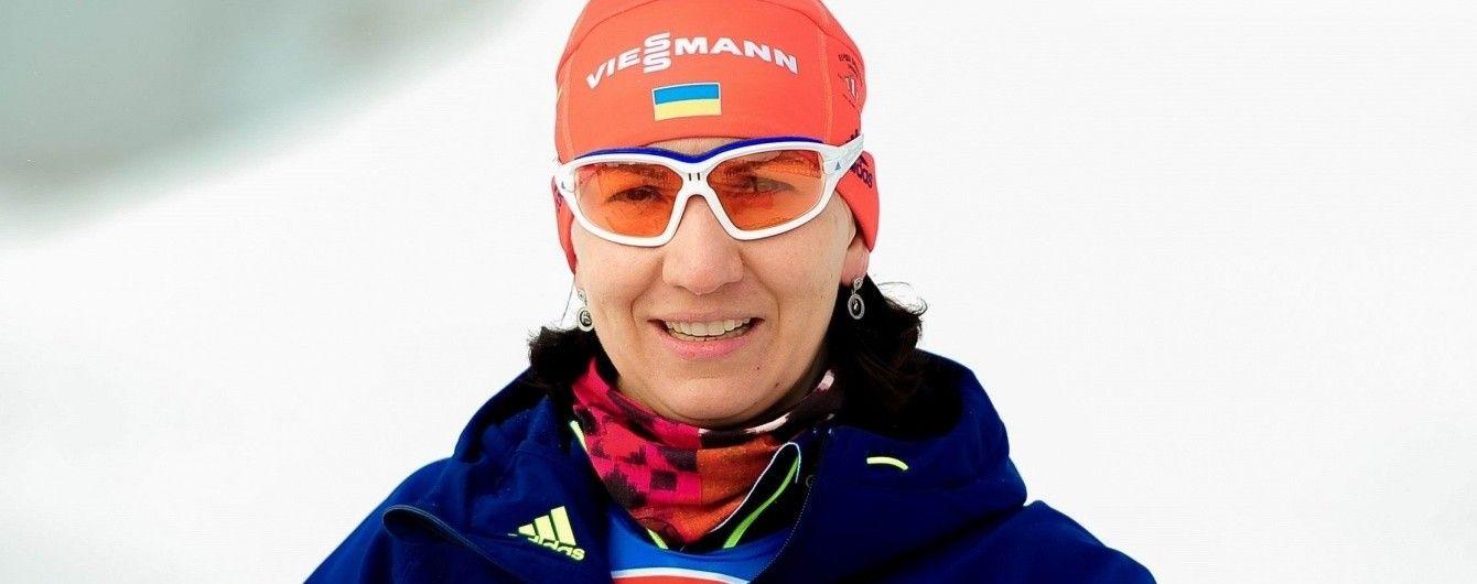 Українські біатлоністи Підгрушна та Семенов візьмуть участь у Різдвяній гонці