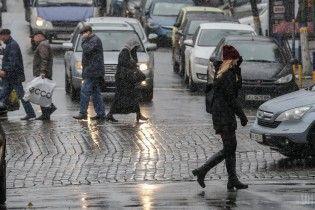 Через суттєве потепління і танення снігу в Україні очікують паводки. Прогноз погоди на 23 лютого