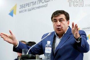 Саакашвілі заявив про погрози з боку Порошенка