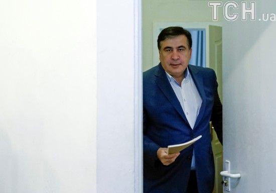 """""""Брудні ігри"""": Саакашвілі у США заявив про втручання України в американські вибори"""
