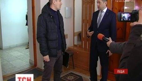 Шпионский скандал в Луцке: неизвестные рыскали в кабинете ректора технического университета