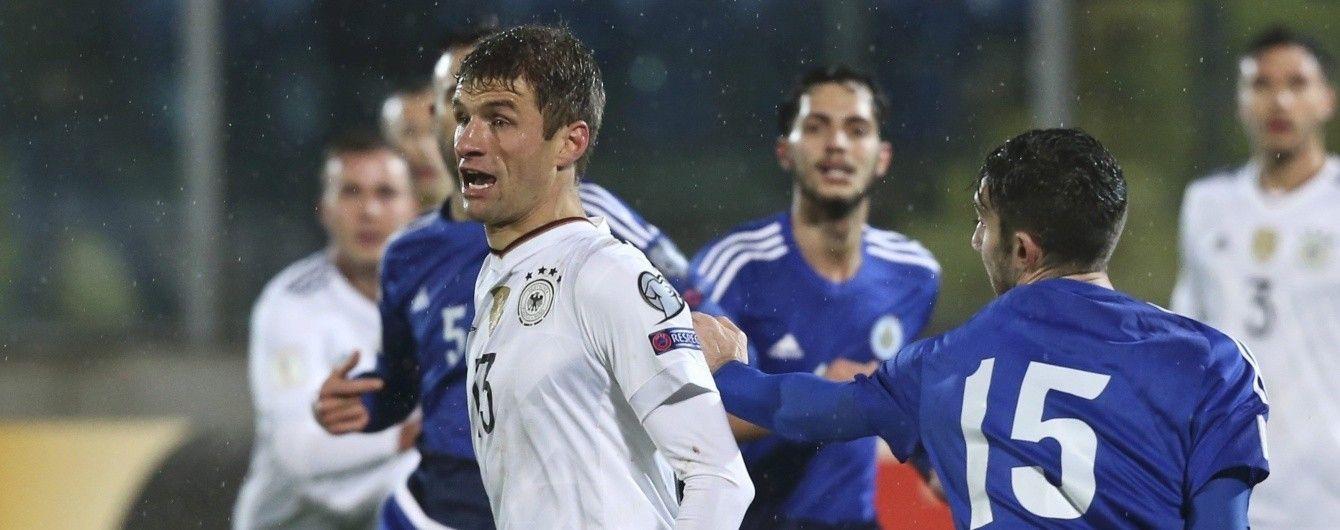 Вісім голів від Німеччини та характер Вірменії. Результати всіх матчів ЧС-2018 за 11 листопада