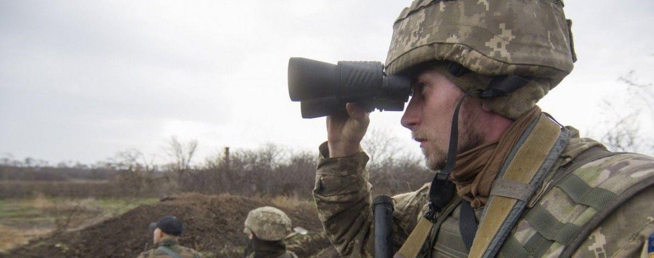 Боевики осуществили 22 обстрела на Донбассе. Хроника АТО