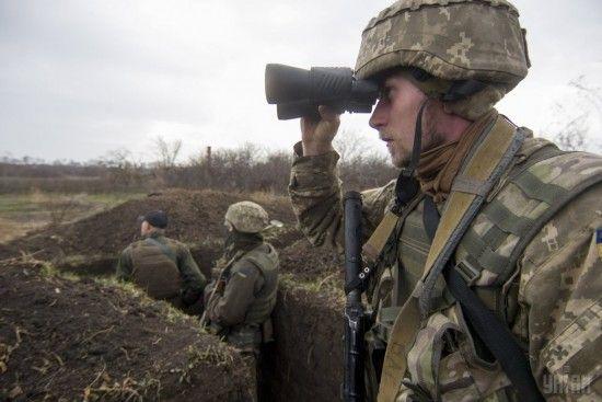 Бойовики здійснили 22 обстріли на Донбасі. Хроніка АТО