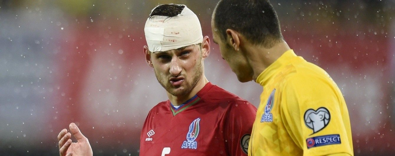 Азербайджан поїхав із Північної Ірландії без очок, але з вісьмома телевізорами