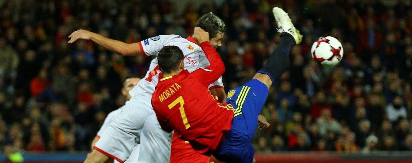 Іспанія нокаутує, Уельс плаче. Результати всіх матчів ЧС-2018 за 12 листопада