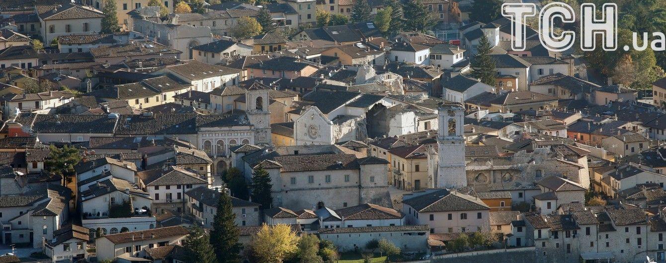 Італію трусонув черговий землетрус
