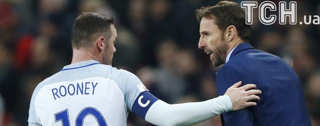 Тимчасовий тренер збірної Англії залучився підтримкою легенди команди
