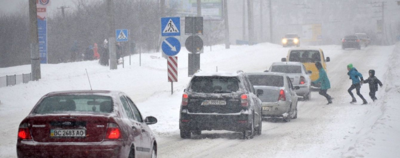 У Тернополі до весни заборонили в'їзд фур у місто