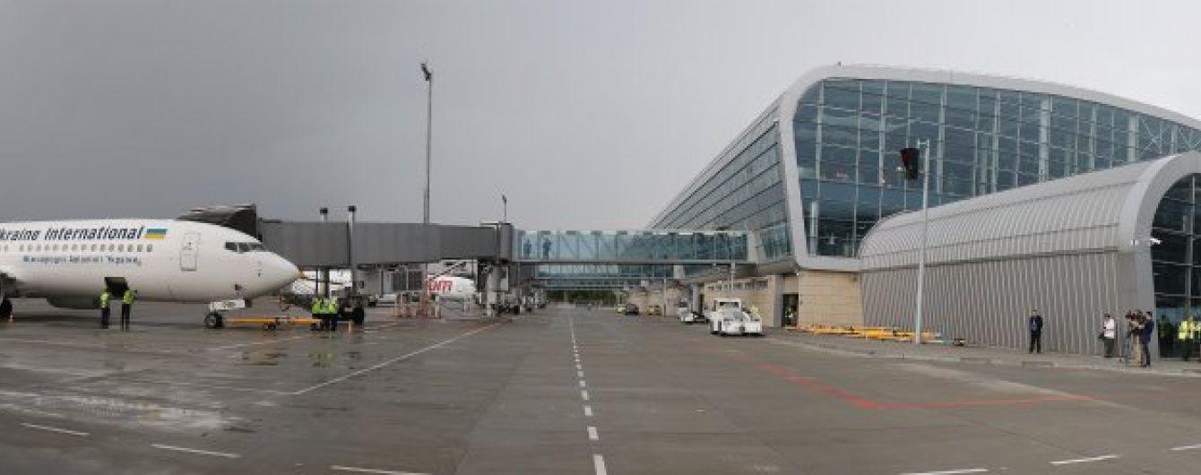 У львівському аеропорту скасували п'ять рейсів