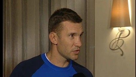 Андрей Шевченко: Команда справилась с задачей, которую я поставил