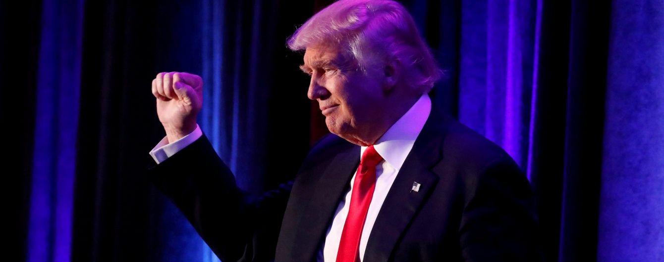 Трамп пообіцяв депортувати або заарештувати 3 млн мігрантів