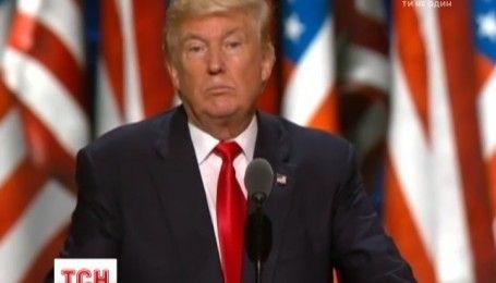 Дональд Трамп визначився із головою власної адміністрації