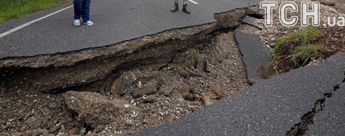 Нову Зеландію знову струсонув потужний землетрус