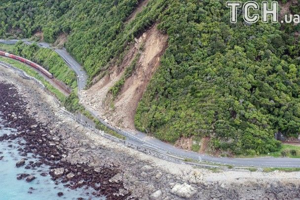 У Новій Зеландії через землетрус прорвало дамбу
