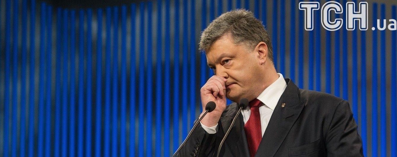 В Адміністрації президента отримали виклик Порошенка на допит у справі Євромайдану