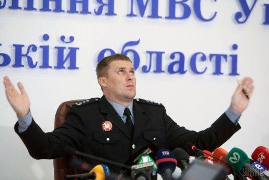 Під час обшуку у Трояна було вилучено 60 тис. грн - Луценко