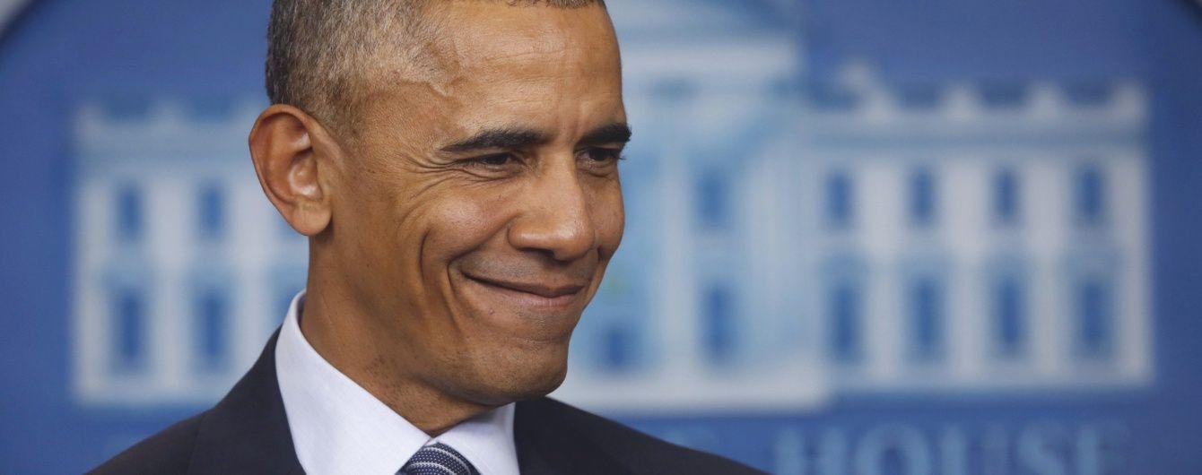 Обама заявив, що Трамп прихильний до НАТО