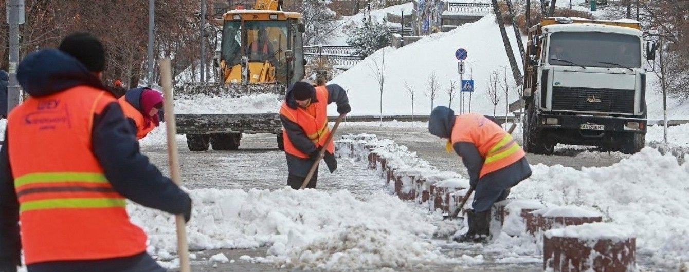 Снігопади припиняться, на дорогах буде ожеледиця, а під кінець тижня потеплішає