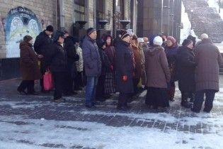 Досвідчені мітингувальниці розповіли подробиці своєї участі в акції у Києві