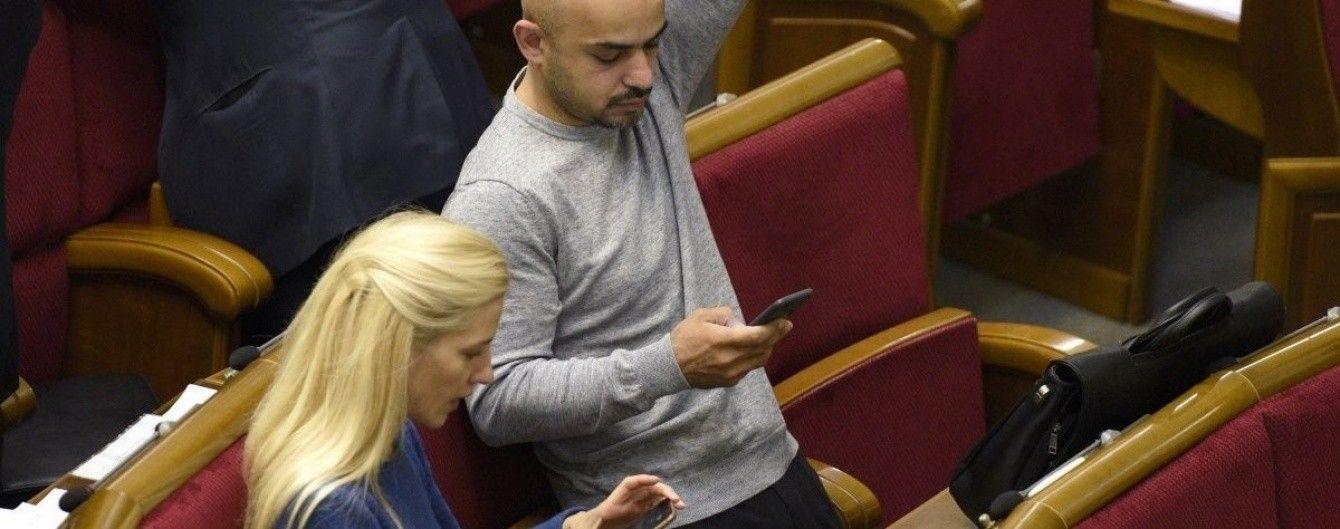"""""""БПП"""" виключила з міжнародних делегацій Заліщук і Наєма. Нардепи звинувачують Кононенка"""