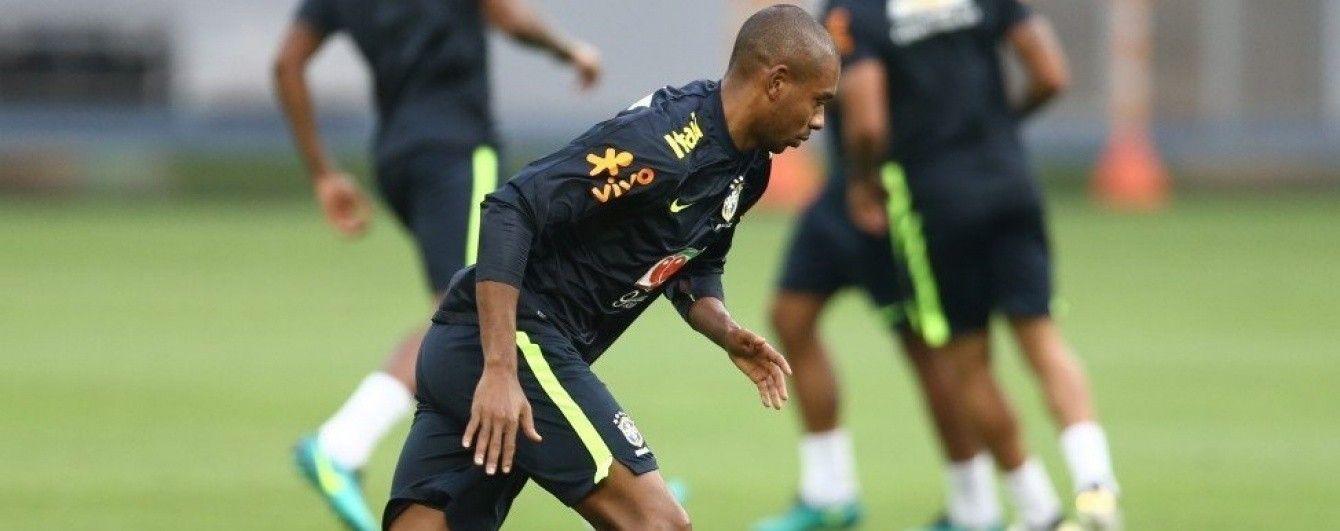 "Екс-гравець ""Шахтаря"" буде капітаном збірної Бразилії"
