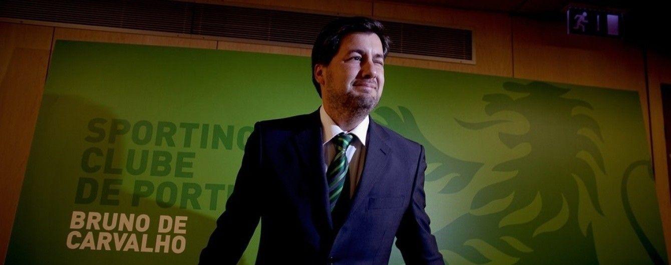 У Португалії президент футбольного клубу після матчу плюнув в обличчя колезі