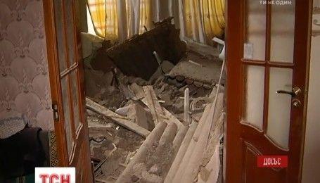 Ситуация на фронте: боевики разбомбили больше десятка домов в Марьинке