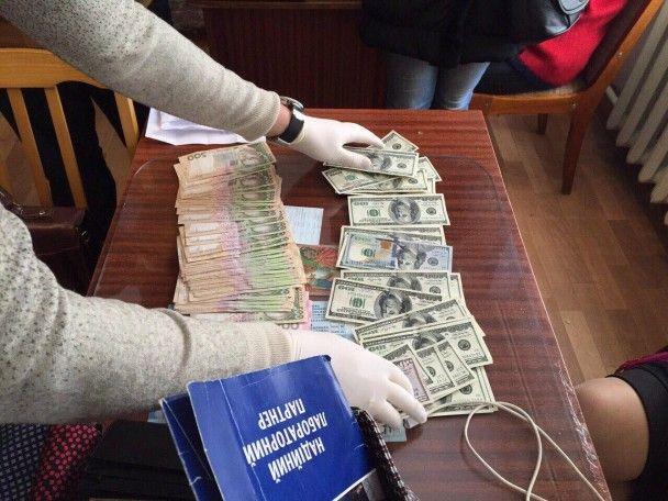 На Хмельниччині лікарка вимагала 300 доларів за призначення групи інвалідності та пенсії