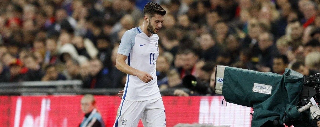 """Один із лідерів """"Ліверпуля"""" травмувався в матчі за збірну Англії"""