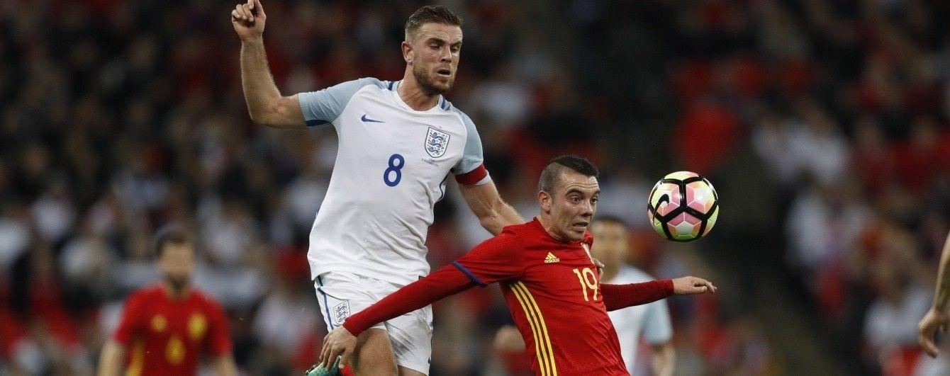 """Порятунок Іспанії в Англії та """"суха"""" нічия у Франції. Результати товариських матчів 14-15 листопада"""