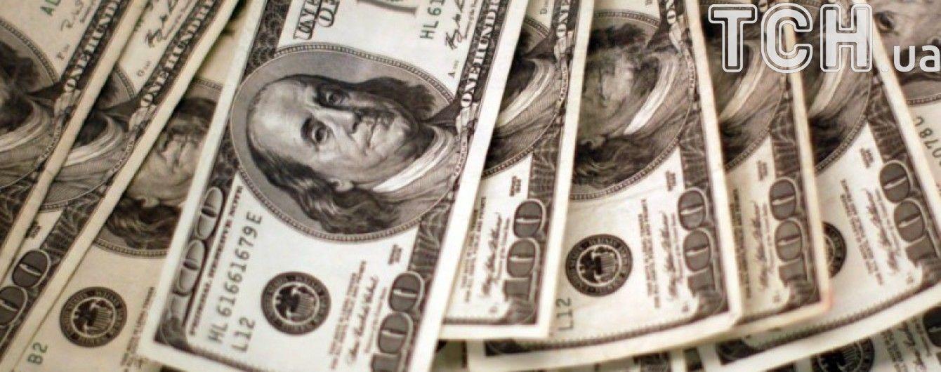 Доллар подорожает на одну копейку в курсах валют от НБУ на 21 июня