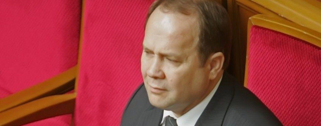 Голову Рахункової палати відправили під домашній арешт з електронним браслетом