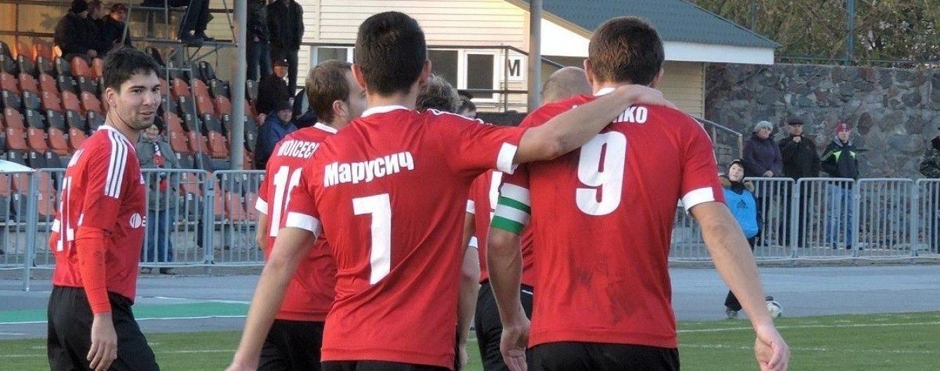 """""""Гірник-Спорт"""" усунув чотирьох гравців після скандального матчу з """"Іллічівцем"""""""