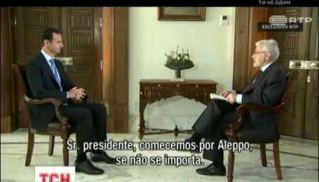 Башар Асад планує стати союзником з новим президентом США Дональдом Трампом