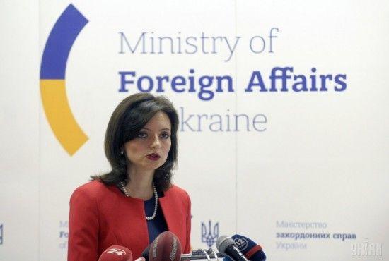 У МЗС вивчають питання повернення військової техніки з окупованого Криму - Беца