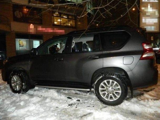 У поліції розповіли подробиці зухвалого збройного пограбування у центрі Києва