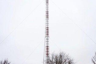 На Карачуні добудували телевежу