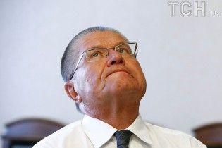 Звинуваченому у хабарництві екс-міністру РФ Улюкаєву загрожує 10 років колонії суворого режиму