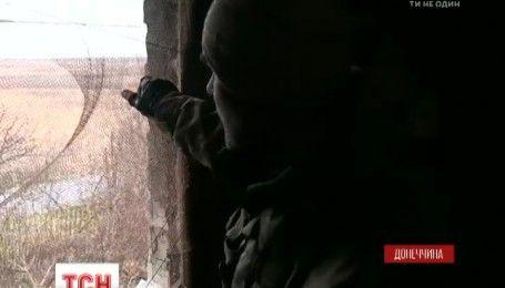 День морського піхотинця у Водяному відзначили під обстрілами