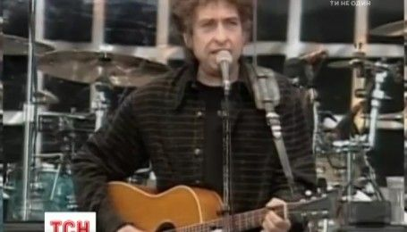 Боб Ділан не поїде на церемонію вручення Нобелівської премії з літератури
