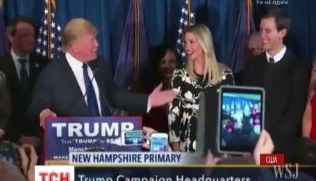 Зять Дональда Трампа Джаред Кушнер может получить должность в Белом Доме