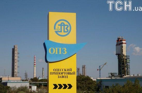 Вартість Одеського припортового заводу за три роки впала удесятеро - керівництво ОПЗ