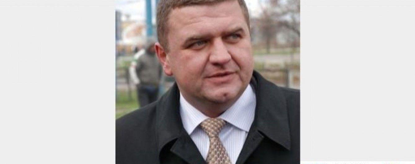 Садовый отстранил пойманного на взятке Гольца от работы в горсовете Львова