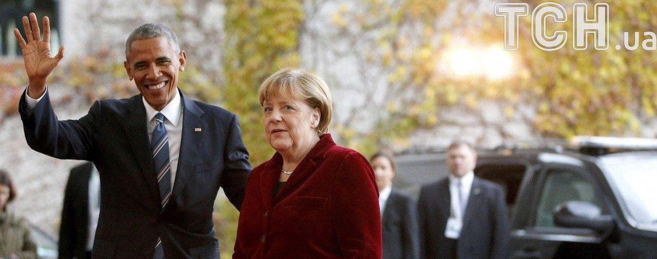 Українське питання затьмарило Сирію на переговорах європейських лідерів із Обамою